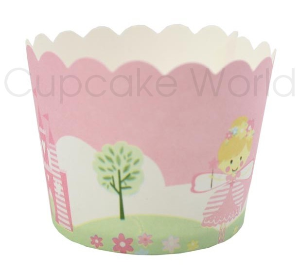 ROBERT GORDON CUPCAKE PINK FAIRY PRINCESS CUPS PETIT x25