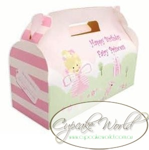 ROBERT GORDON PINK FAIRY PRINCESS PARTY TREATS BOX 10PK
