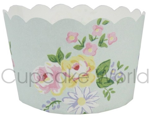 ROBERT GORDON LIBERTY FLORAL MUFFIN CUPCAKE BAKING CUPS 50PCS