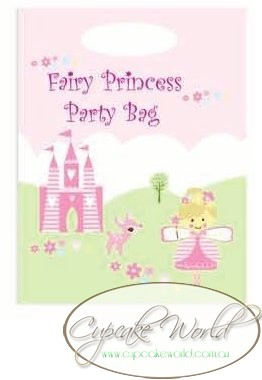 12PC ROBERT GORDON PINK FAIRY PRINCES PARTY LOLLY GOODIE BAG